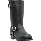 Dingo Men's Rob Boots, Black, D-Width - Black, 7