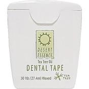 Desert Essence - Dental Tape, Tea Tree Oil, 30 yard