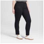 Women's Plus Size Jeggings - Universal Thread Black 26W