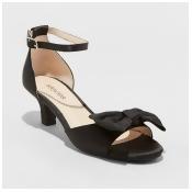 Girls' Stevies #Shootingstar Dressy Ankle Strap sandals - Black 3
