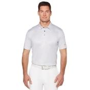 Men's Jack Nicklaus Regular-Fit StayDri Performance Golf Polo, Size: Large, Med Grey