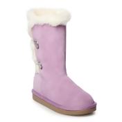 Koolaburra by UGG Kinslei Tall Girls' Winter Boots, Size: 1, Lt Purple