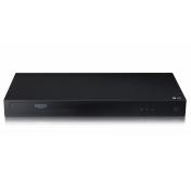 LG 4K Ultra HD Blu-ray Disc Player, Black