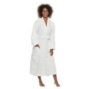 SONOMA Goods for Life™ Textured Bath Robe, Adult Unisex, White