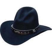 Jack Daniel's JD03-111 Cowboy Hat, Size: L (23), Black