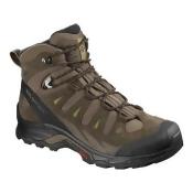Men's Salomon Quest Prime GORE-TEX Ankle Boot, Size: 8 M, Canteen/Wren/Martini Olive