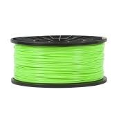 Monoprice Premium 3D Printer Filament PLA 3mm 1kg/spool Bright Green