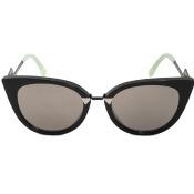 Fendi Orchidea Cat Eye Sunglasses FF0118S AQM UE 52