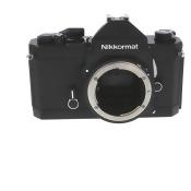 Nikon Nikkormat FT3 (AI) 35mm Camera Body, Black - Bargain
