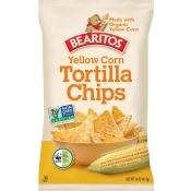 Bearitos Chips - Yellow Corn Tortilla - Case of 12 - 16 oz.