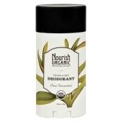 Nourish Organic Deodorant - Pure Unscented - 2.2 oz