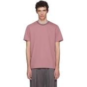 Marni Pink Logo T-Shirt