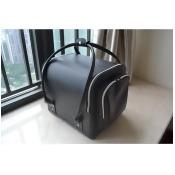 NINIGO - 多功能時尚彩妝箱(黑色)