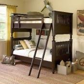 smartstuff Paula Deen Guys Twin over Twin Bunk Bed