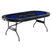 Barrington 10 Player Poker Table