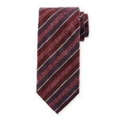 Striped 3 Silk Tie