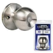 Dummy Door Knobs: Constructor Knobs Stainless Steel Finish Dummy Knob CON-CHR-SS-DM