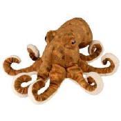 Octopus Mini Cuddlekin by Wild Republic - 10872,