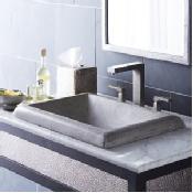 Native Trails Montecito Native Stone Bathroom Sink