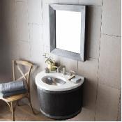 Native Trails Bordeaux Anvil Single Bathroom Vanity Set