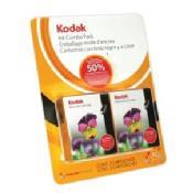 Kodak 10 Series Inkjet Cartridge - Black - 2 pk. - Inkjet Printer