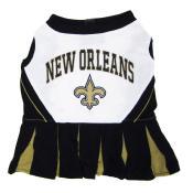 New Orleans Saints NFL Cheerleader Uniform size: Small