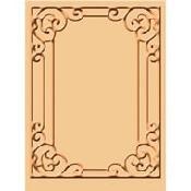Provo Craft Cuttlebug A2 Embossing Folder: Tiffany