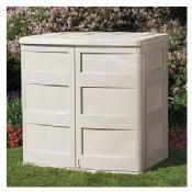 Suncast GS3000 Horizontal Storage Shed, 45-cubic ft